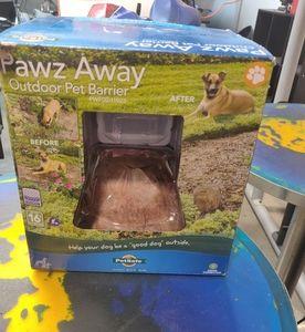 Paws Away Pet Barrier